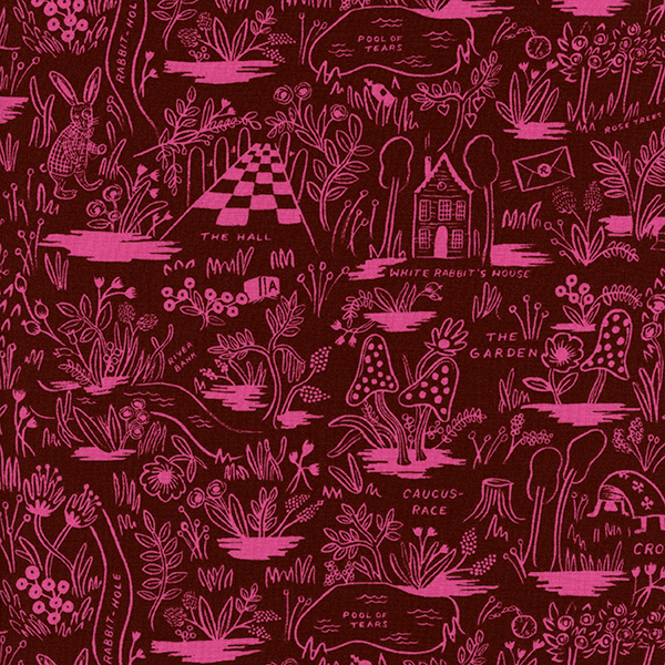 Magic Forest in Ruby (RAYON)