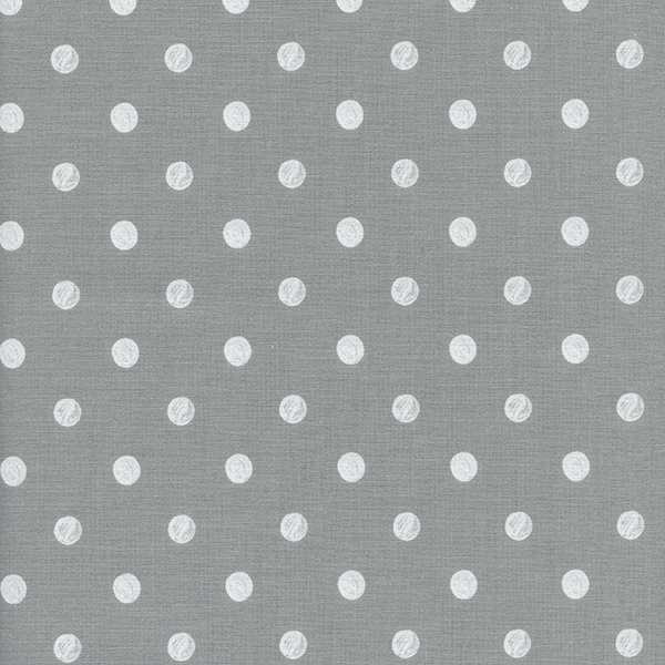 Caterpillar Dot in Grey