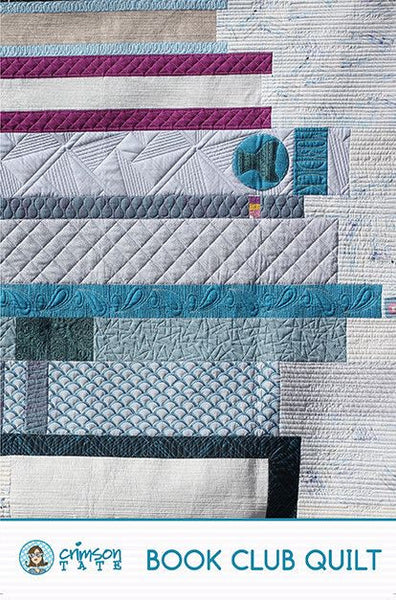 Book Club Quilt Pattern