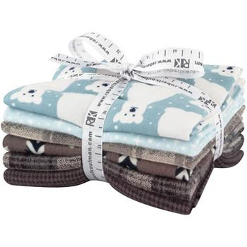 Arctic Flannel Fat Quarter Bundle