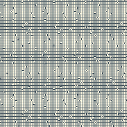 Dotted Grid in Linoleum