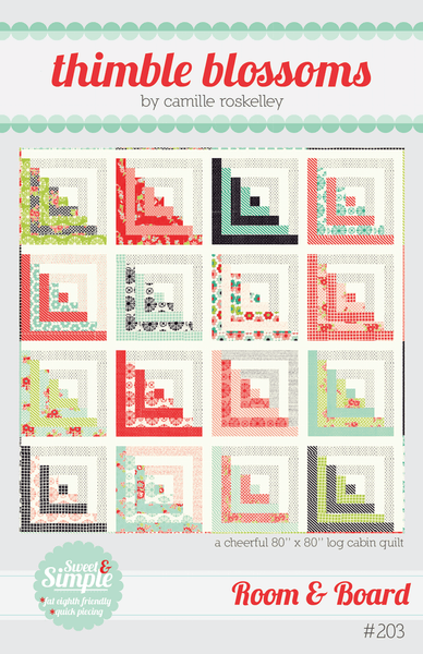 Room & Board Quilt Pattern