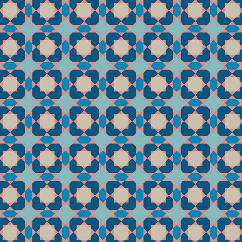 Pool Tile in Blue