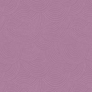 Scallop Dot in Purple