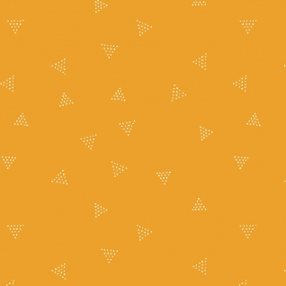 Triangle Dot in Bumblebee