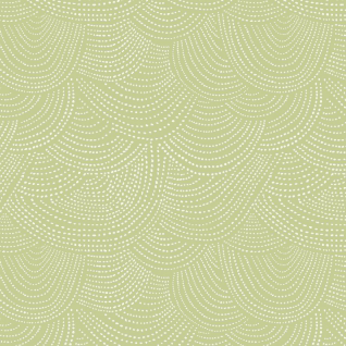 Scallop Dot in Leek