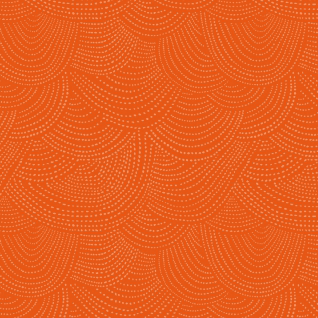Scallop Dot in Orangeade