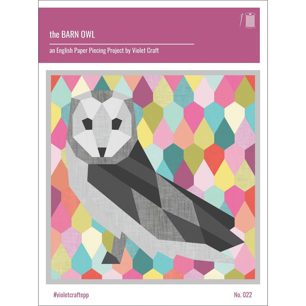 Barn Owl Pattern