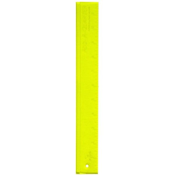 "Add-A-Quarter 12"" Ruler"