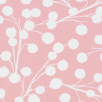 Chestnut Branch in Pink (RAYON)