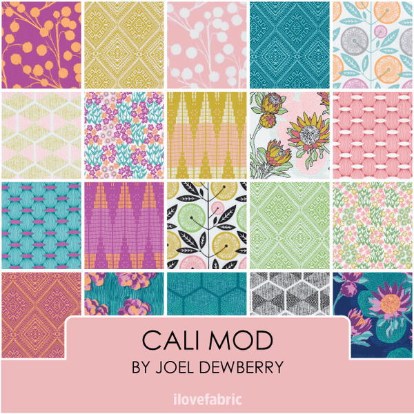 Cali Mod Fat Quarter Bundle