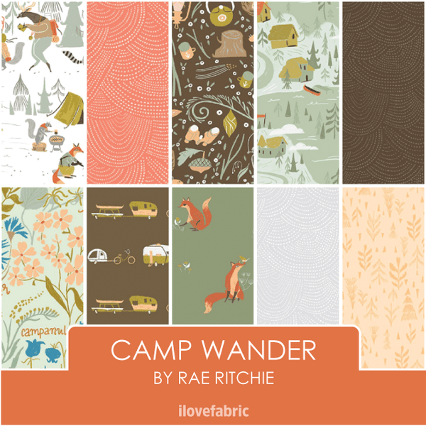 Camp Wander Bundles
