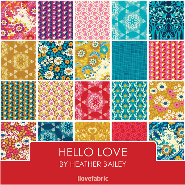 Hello Love by Heather Bailey
