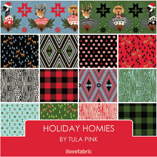 Holiday Homies Bundles