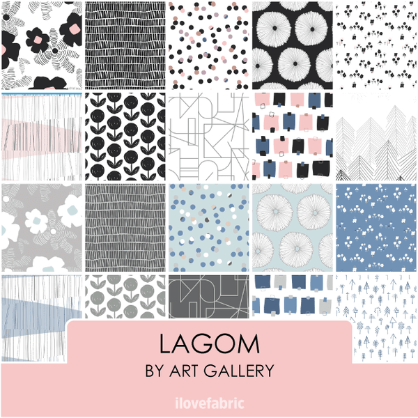 Lagom Fat Quarter Bundle