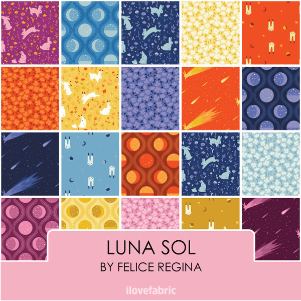 Luna Sol Fat Quarter Bundle