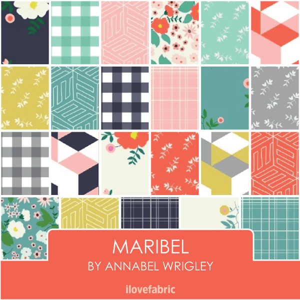 Maribel Half Yard Bundle