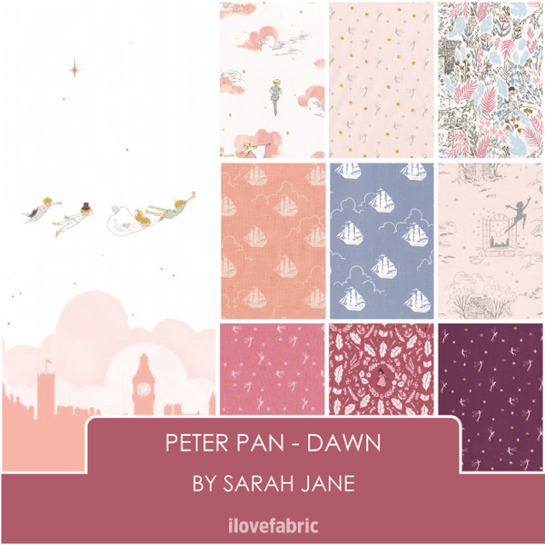 Peter Pan - Dawn Bundle