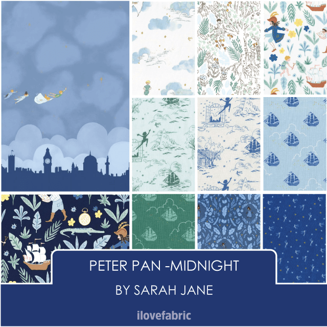 Peter Pan - Midnight Bundle
