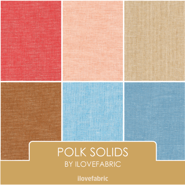 Polk Solids Bundles