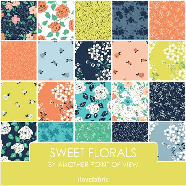 Sweet Florals Bundle