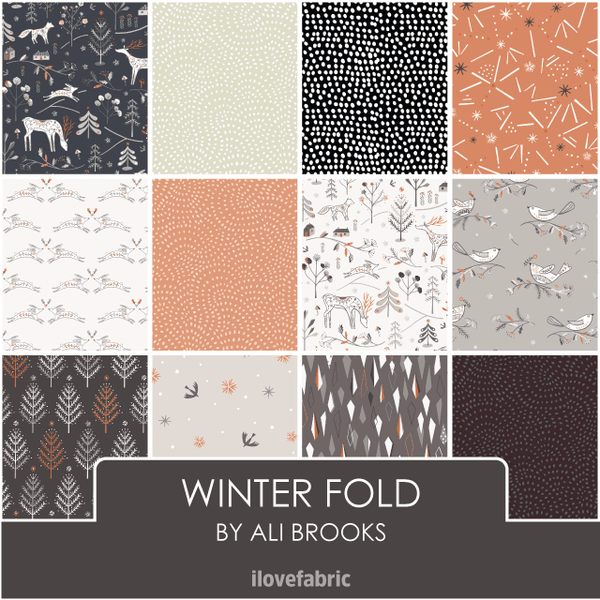 Winter Fold Bundles