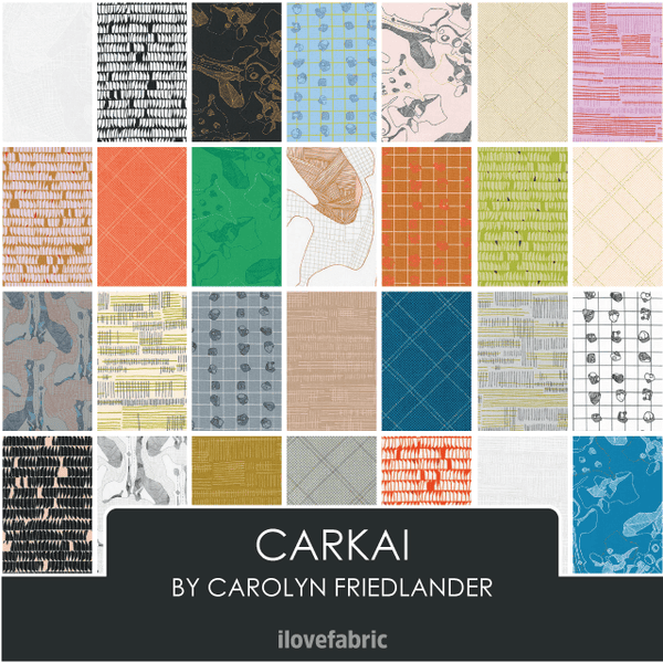 Carkai Half Yard Bundle
