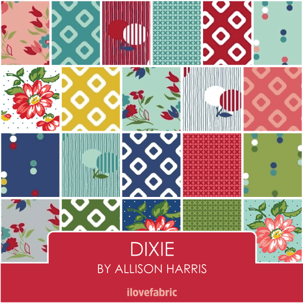 Dixie Fat Quarter Bundle
