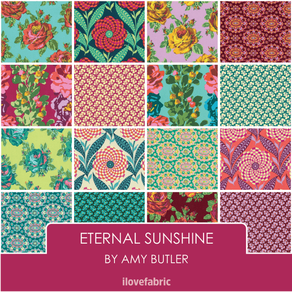 Eternal Sunshine Fat Quarter Bundle