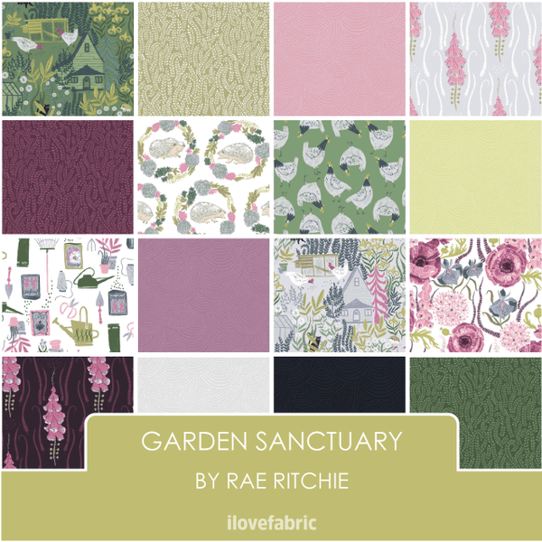 Garden Sanctuary Bundle