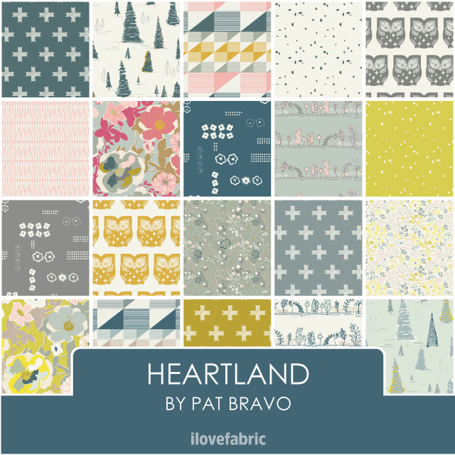 Heartland Fat Quarter Bundle