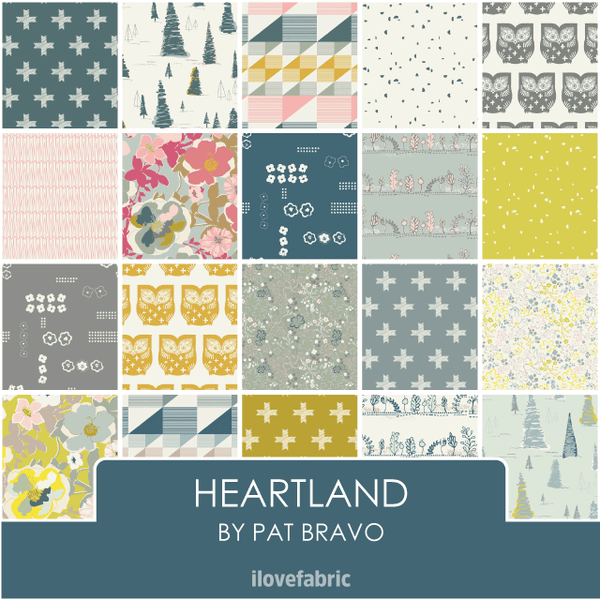 Heartland Half Yard Bundle