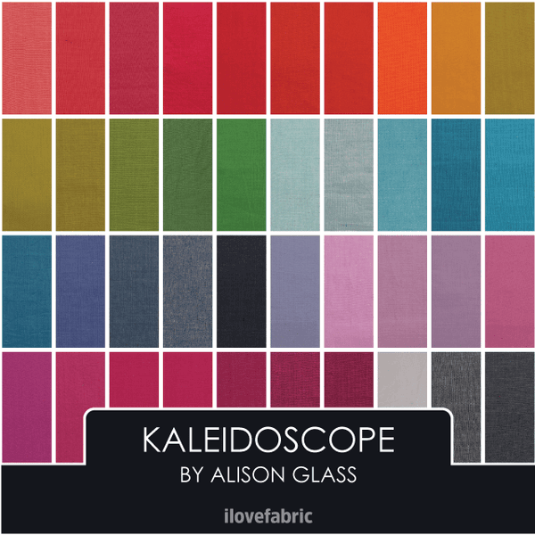 Kaleidoscope Bundles by Alison Glass (PRE-ORDER)
