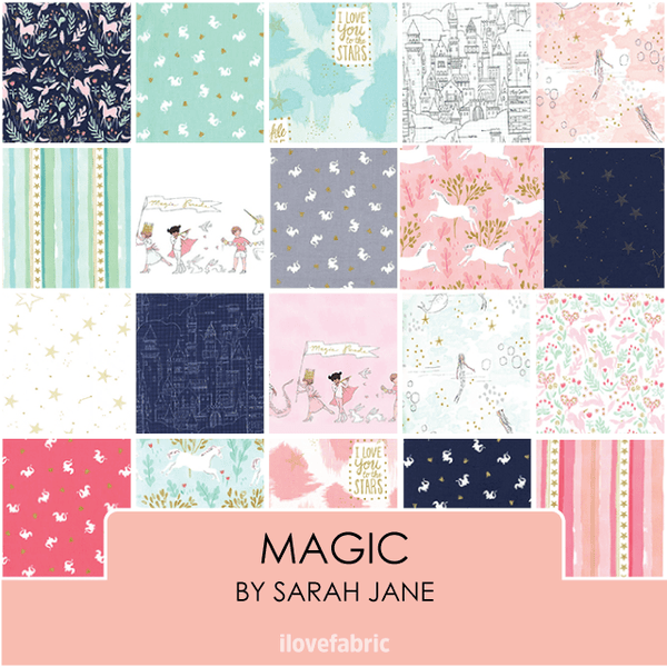 Magic Fat Quarter Bundle