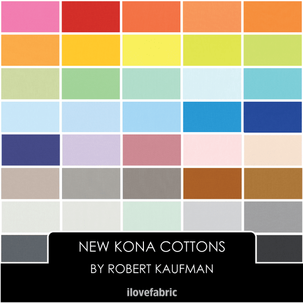 *New* Kona Colors Bundle