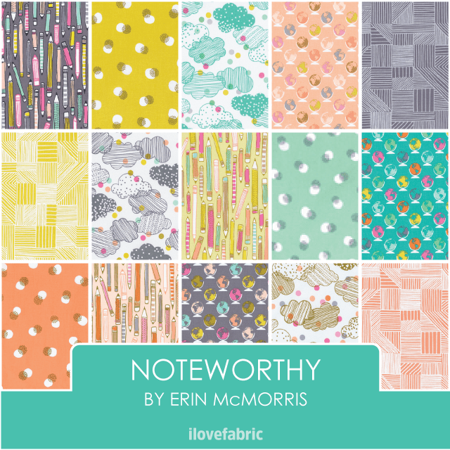 Noteworthy Half Yard Bundle