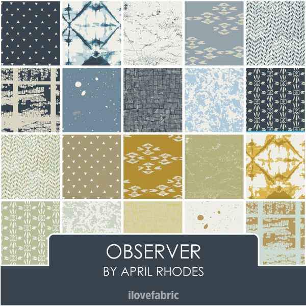 Observer Half Yard Bundle