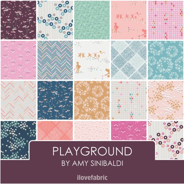 Playground Fat Quarter Bundle