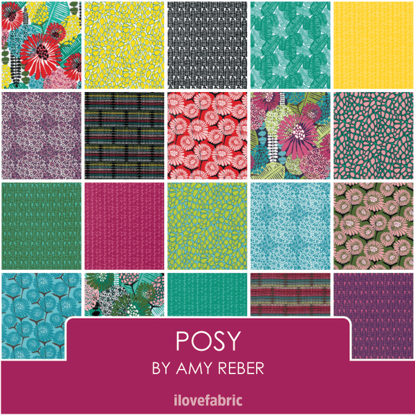 Posy Fat Quarter Bundle