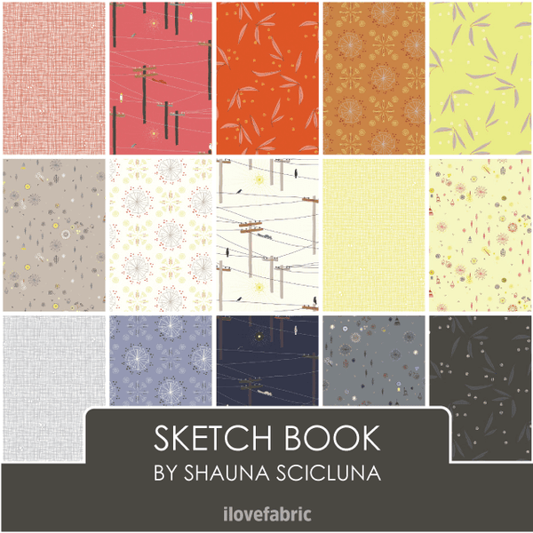 Sketch Book Bundle
