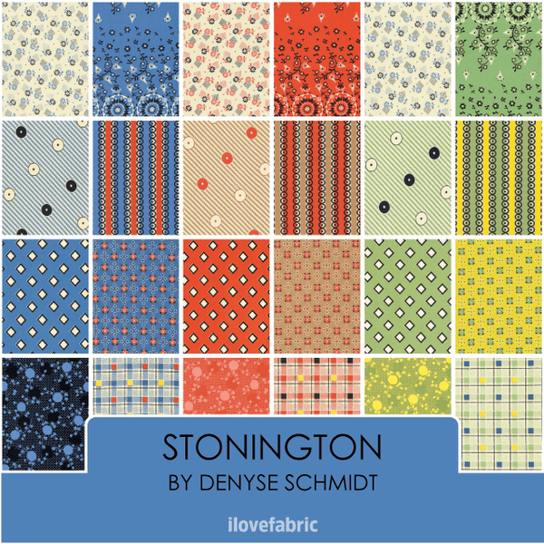 Stonington Half Yard Bundle