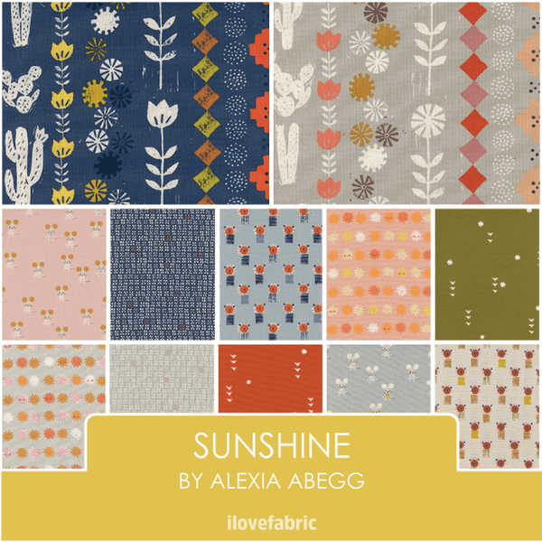 Sunshine Bundle by Alexia Abegg