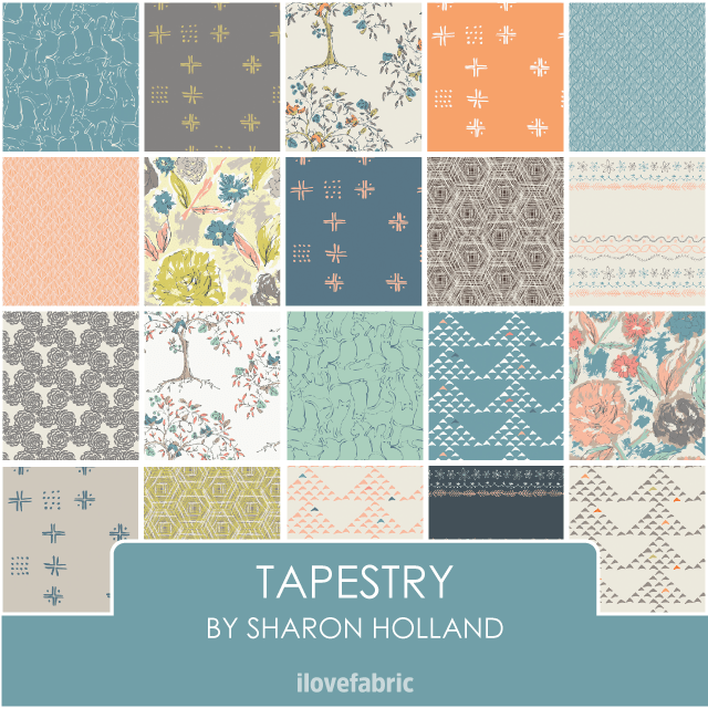 Tapestry Half Yard Bundle