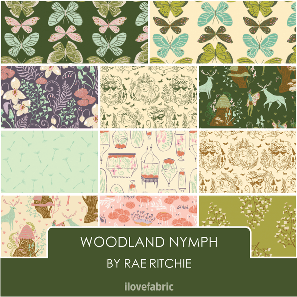 Woodland Nymph Bundle