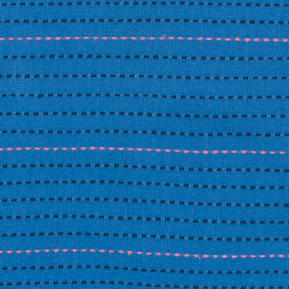 Dotted Line in Cobalt
