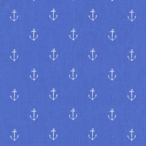 Anchors Away (FLANNEL)