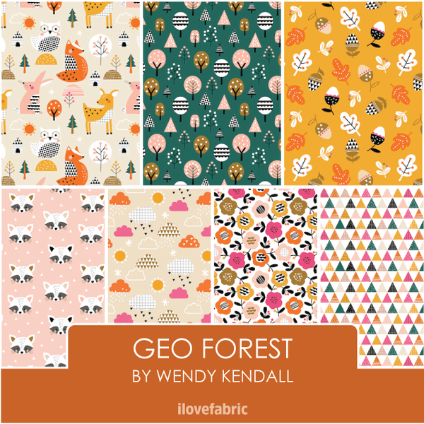Geo Forest Bundles