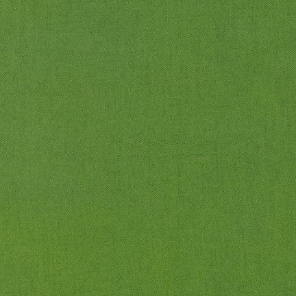 Kona Cotton in Grass Green