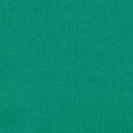 Kona Cotton in Jade Green