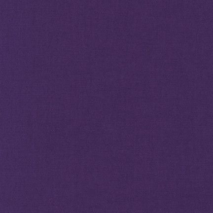 Kona Cotton in Purple